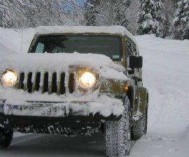 Обслужване на автомобил през зимата