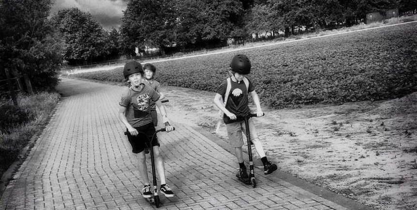 Детски тротинетки