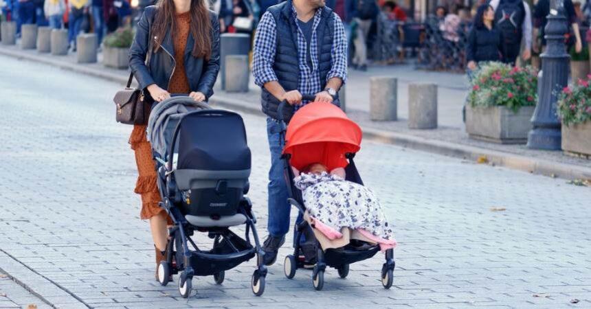 Избор на бебешка количка